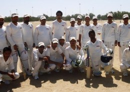 01.Robt Stone Cricket Team