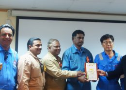 Certificate of HSE Excellence 12.2016 (SMP)